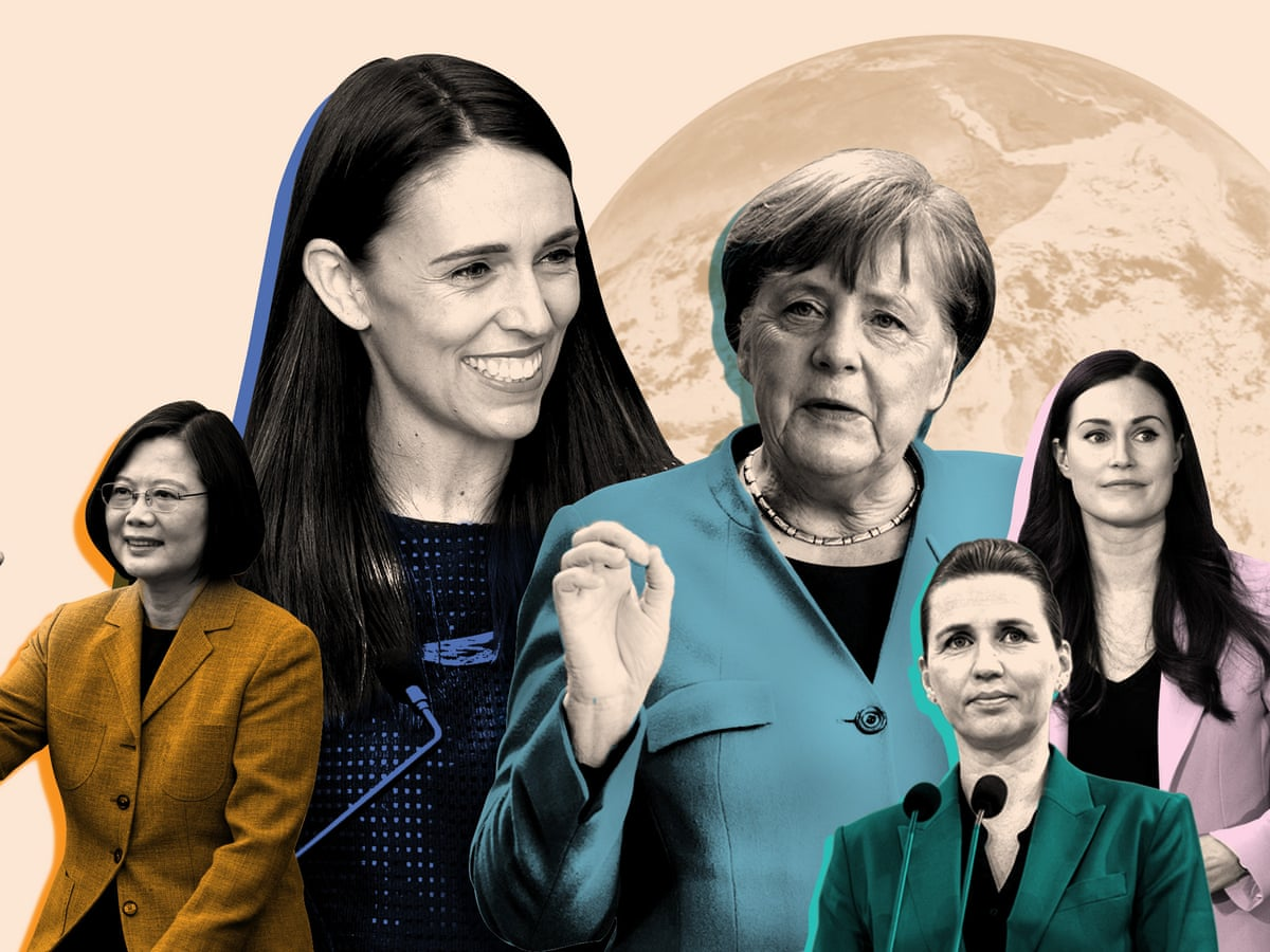 Global women leaders in one picture