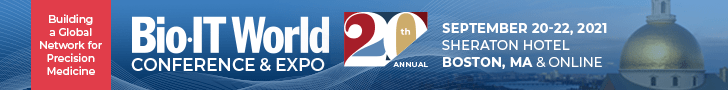 Bio IT world conference and expo